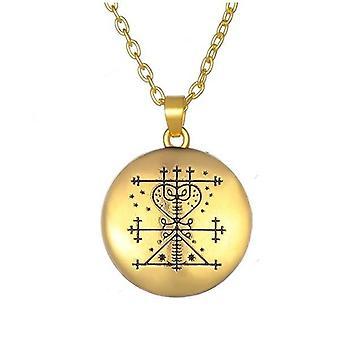 Brigitte Riipus Talisman Wealth Amulet Korut Kaulakoru