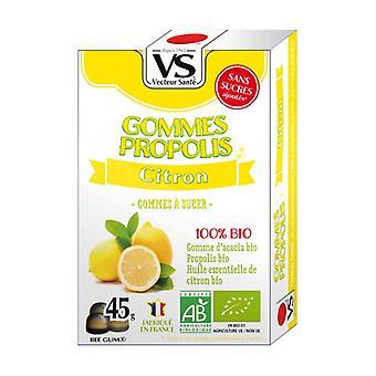 Propolis and lemon gums without sugar 45 g