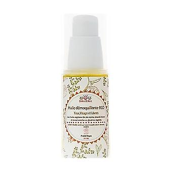 Organic cleansing oil 50 ml of oil