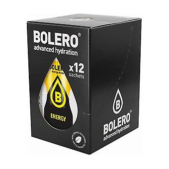 Bolero Energy 12 packets