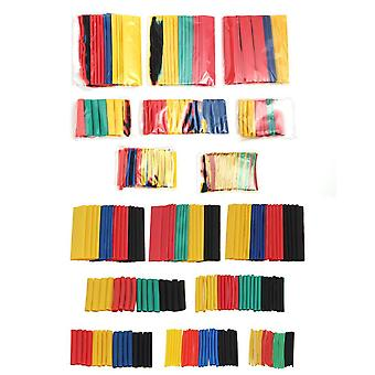 Heat Shrink Tube Kit Shrinking Assorted Polyolefin Insulation Tubing Wire Cable