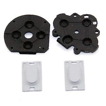 Erstatning ledende silikon for sony psp 1000 gummi pad knappen kontakter kit | Zedlabz