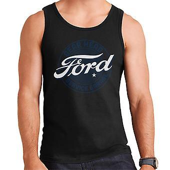 フォード ギア ヘッド サービス ガレージ メン&アポ;s ベスト