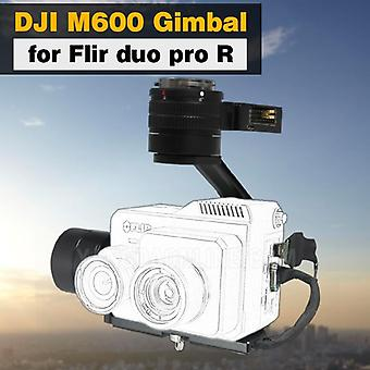 Gimbal For Flir Duo Pro Thermal Camera Support M600 Series Plane Photograph