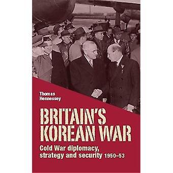 Guerra da Coreia britânica