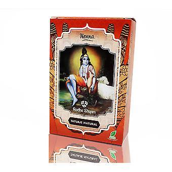 Radhe Shyam Tattoo Henna Powder 50 gr