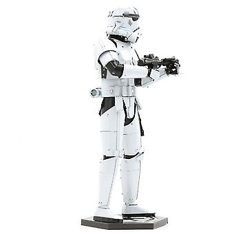 Star Wars Stormtrooper Character Premium 3D Metal Earth Model Kit