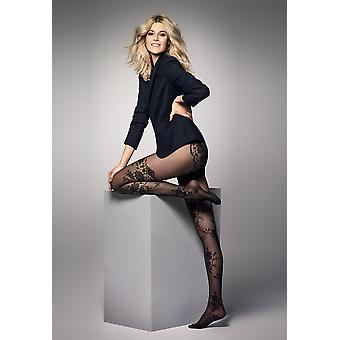 Priscilla 20den sukkahousut tyylikäs kuvio