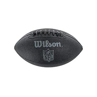 Wilson NFL American Football Black - Junior