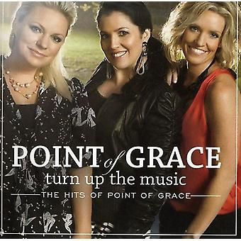Point of Grace - Turn Up the Music: The Hits of Point of [CD] USA import