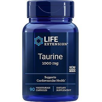 Estensione di vita Taurine 1000mg Vegicaps 90