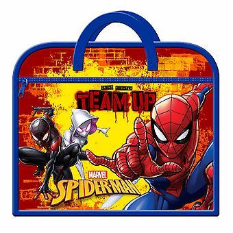 Spider-Man Kids/Childrens Team Up -kirjakassi