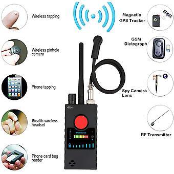 Anti-Spy RF Signal Detector Hidden Camera Signal Wireless Device Lightweight Strong GPS Detector Magnetic Pinhole Camera Mobile Phone Car Tracker