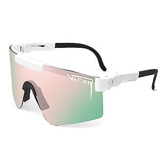 Pit-viper Поляризованные спортивные солнцезащитные очки UV400 Открытые велосипедные беговые очки для мужчин Женщины