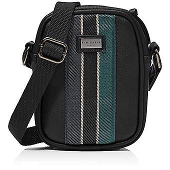 Ted Baker Webbing Mini Flight Bag Men's 0, Black, One Size