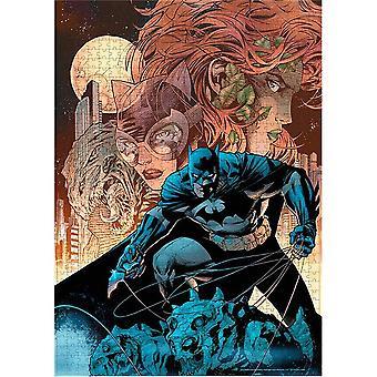 DC Comics - Batman and Cat Woman - 1000 piece puzzle