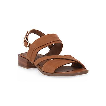 Grunland leather l6fati sandals