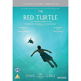 The Red Turtle DVD