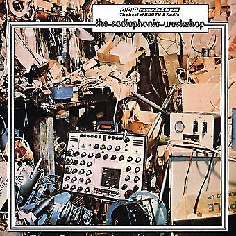 BBC Radiophonic Workshop - The Radiophonic Workshop Blue Vinyl