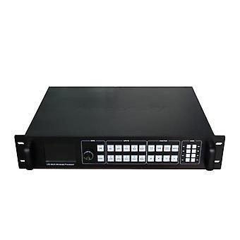 Controlador led autêntico original, processador de parede de vídeo para grande, comercial,