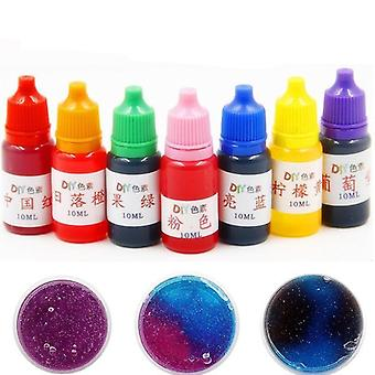 Diy Pigment Liquid Additive For Slime Clear Liquid Charms
