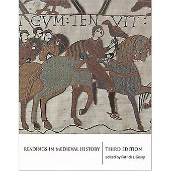 Reading in Medieval History v. 1 amp 2 by Edited by Patrick Geary