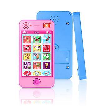 Язык Детский телефон, Образовательный симулятор, Музыка Мобильный телефон для ребенка