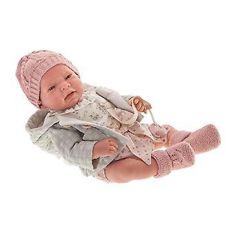 Reborn doll Lea Antonio Juan Jacket Green (40 cm)