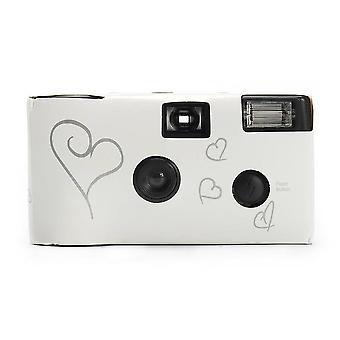 Kertakäyttöinen filmikameran käsikirja Fool Optical Camera's.