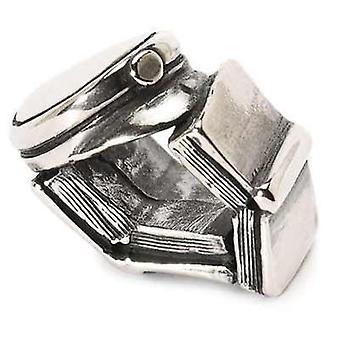 Trollbeads hopeahelmet valmistujaiset tagbe-40060