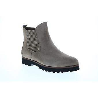 Earthies Adult Womens Madrid Suede Casual Dress Boots