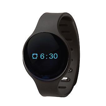 Bas-Tek Sport Lätt Bluetooth Fitness Tracker - Svart