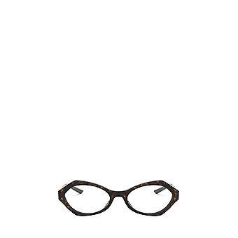 Prada PR 12XV havana female eyeglasses
