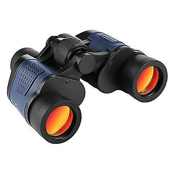 Jumelles HD 60x60 10000m Télescope haute puissance pour la chasse en plein air Lll Vision nocturne optique Zoom fixe