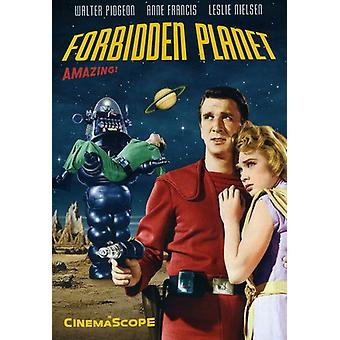 Forbidden Planet [DVD] USA import