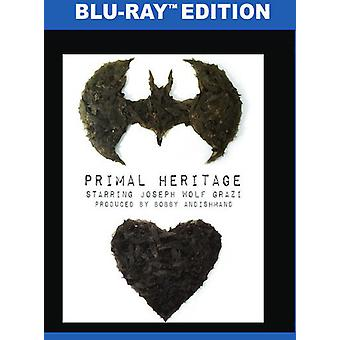 Primal Heritage [Blu-ray] USA import