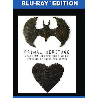 Primal Heritage [Blu-ray] USA import