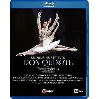 Don Quixote [Blu-ray] USA import