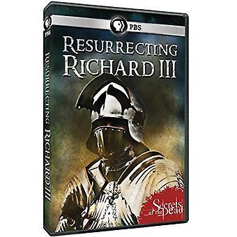 死者の秘密: リチャード III の復活 【 DVD 】 USA 輸入