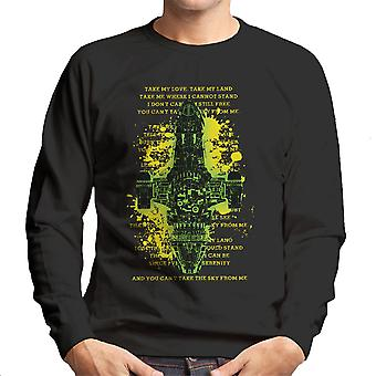 Serenity Quote Firefly Take My Love Men's Sweatshirt