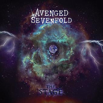 Avenged Sevenfold - fase [CD] USA importeren