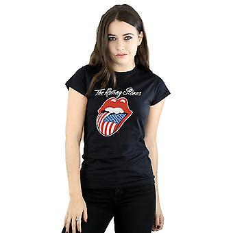 Rolling Stones Women's American Tongue T-Shirt
