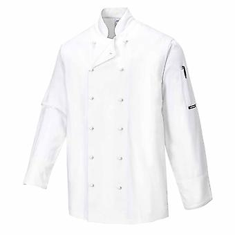 Portwest - Norwich Chefs Kitchen Workwear Jacket