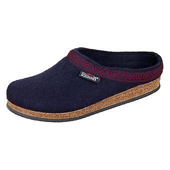 Stegmann Navy Wollfilz 1088803 home all year women shoes