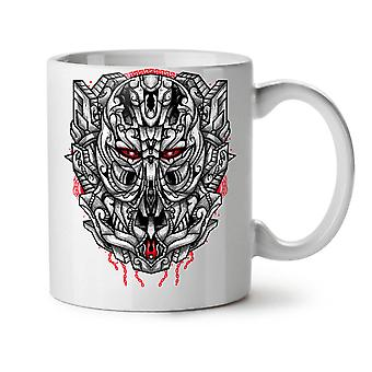 War Robots NEW White Tea Coffee Ceramic Mug 11 oz | Wellcoda