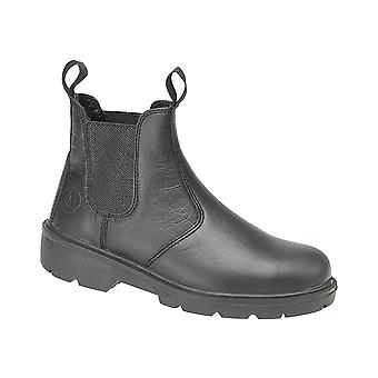 Amblers Steel FS116 Pull-On Dealer Boot / Unisex Boots