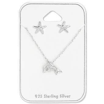 Oceaan - 925 Sterling Zilver Sets - W28963x