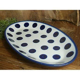 Plate, ovale, 35.5 x 21 cm, tradisjon 28, BSN 60824