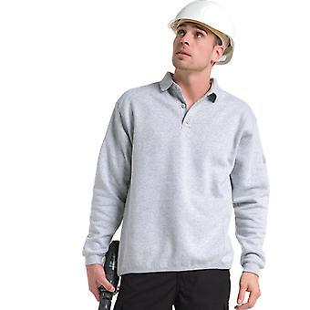 Russell Workwear Collar Sweatshirt