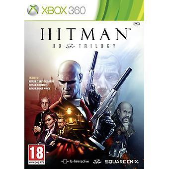 Hitman HD Trilogy (Xbox 360) - Neu